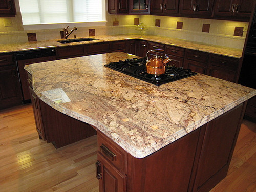 Counter Top Sample