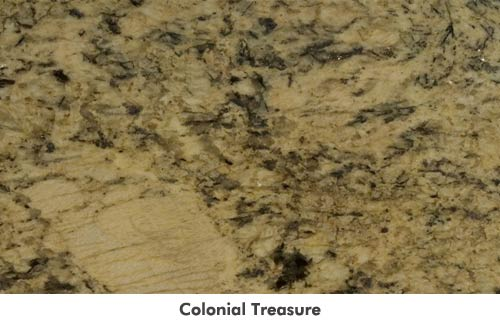 Colonial Treasure